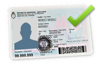 Dni tarjeta ser el nico dni v lido a partir del 1 de - Ministerio del interior renovacion dni ...